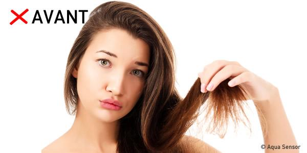 cheveux calcaire