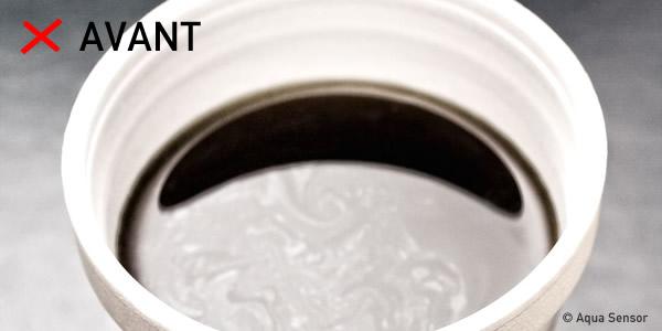 cafe gout mauvais